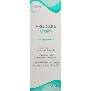 Synchroline  Aknicare Cream 50ml Renksiz